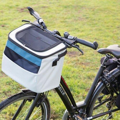 Beeztees Taška na bicykel pre psov, do 10 kg