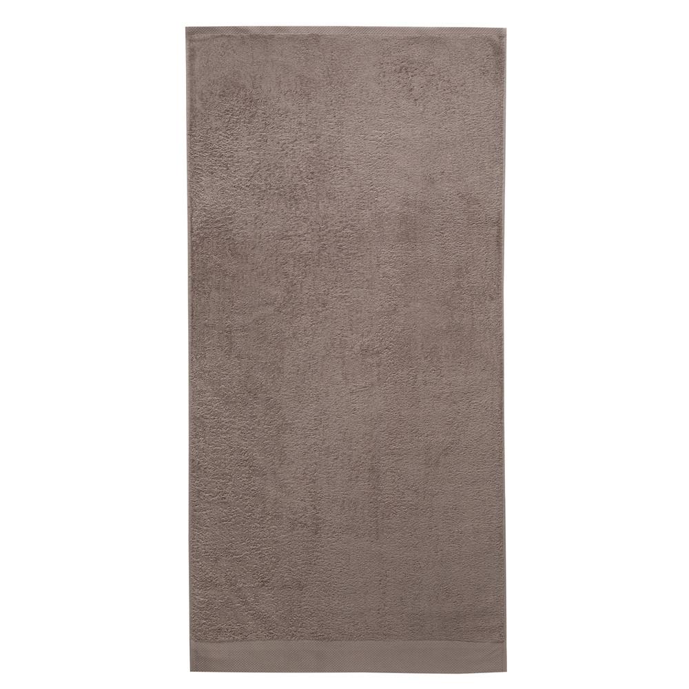Osuška Pure Cement, 70x140cm