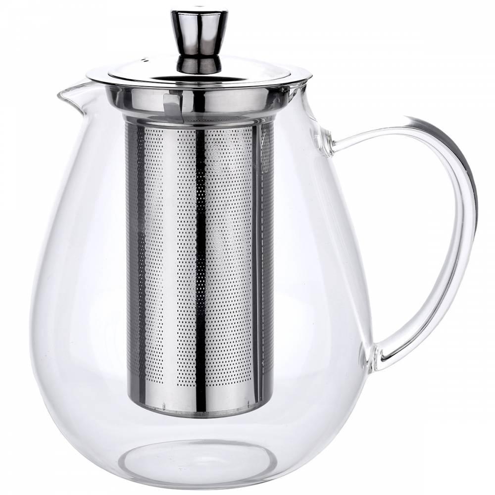 4Home Kanvica na čaj Tea time 1200 ml