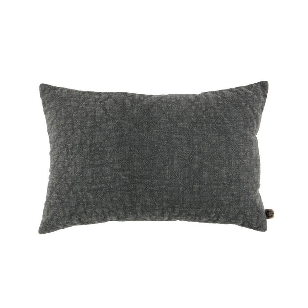 Sivý bavlnený vankúš De Eekhoorn Guides, 40×60cm
