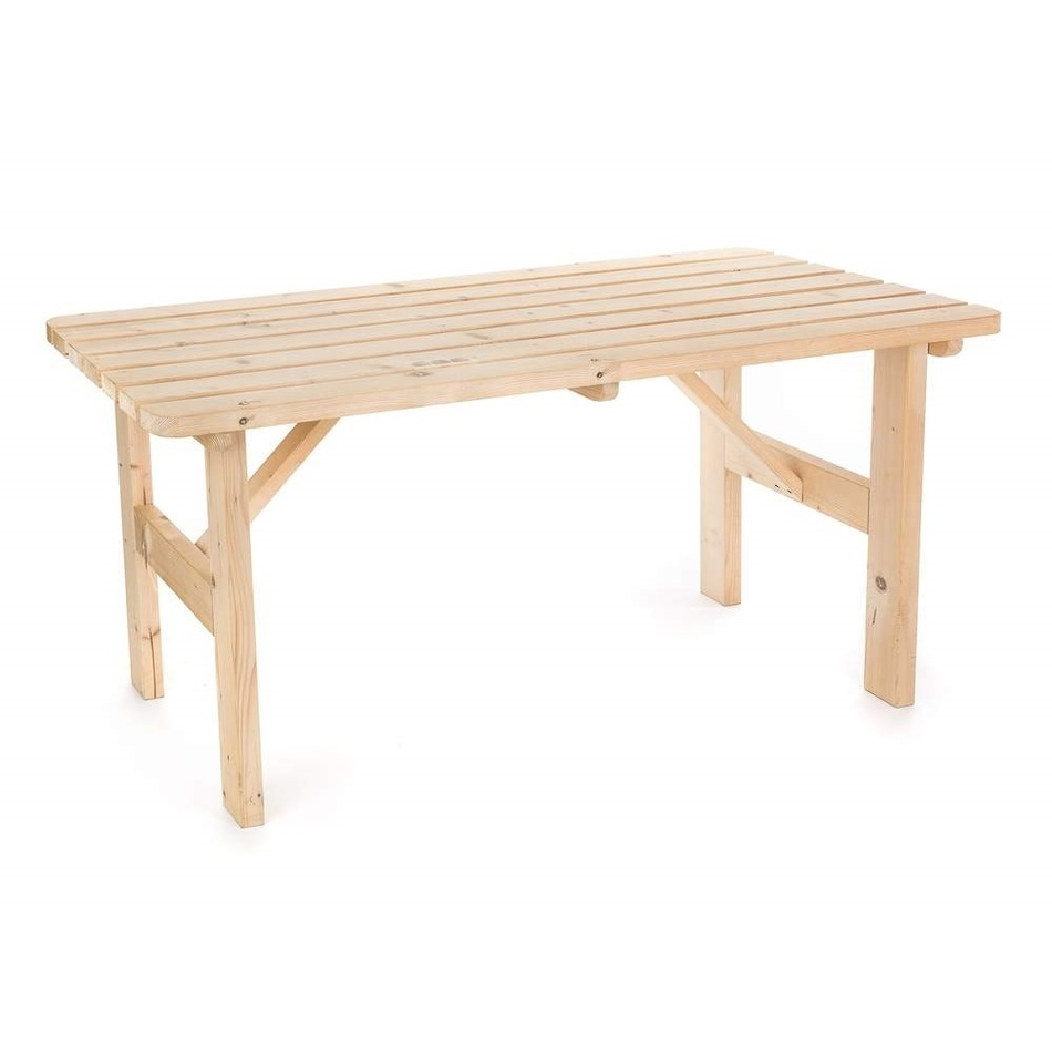 Happy Green stôl záhradný Rožmberk 150 x 75 x 68 cm