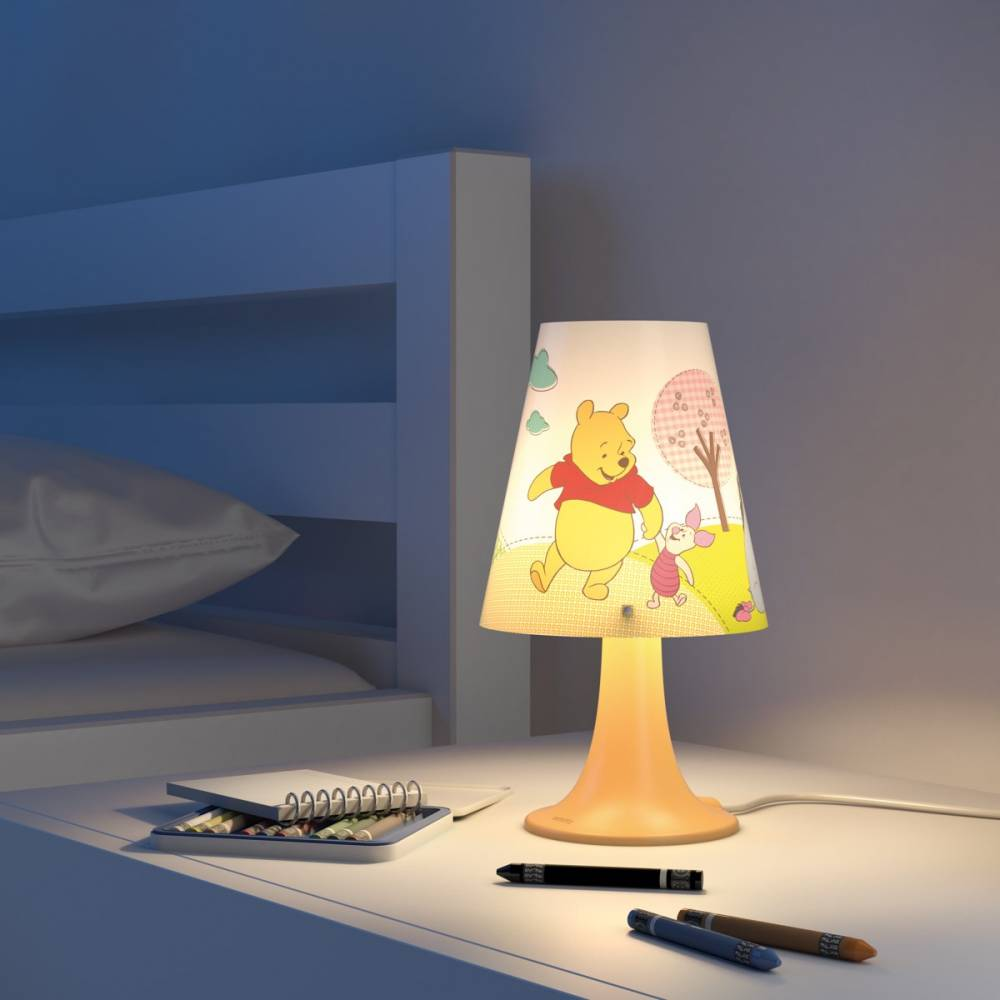 Philips Disney Lampa stolná Winnie the Pooh