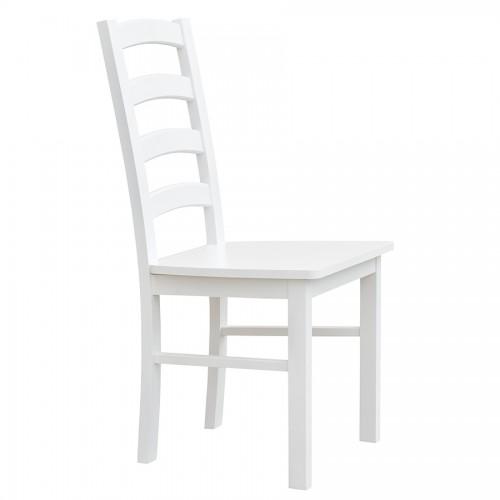 Biely nábytok Stolička Belluno Elegante 01