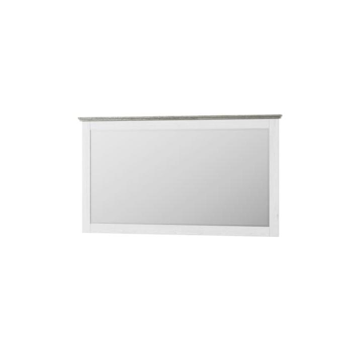 TEMPO KONDELA LIONA LM 28 zrkadlo - biela