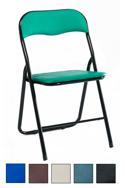 TAPO kovová stolička
