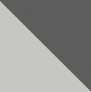 Šatníková skriňa CUBICO CU20   Farba: antracit/aluminium