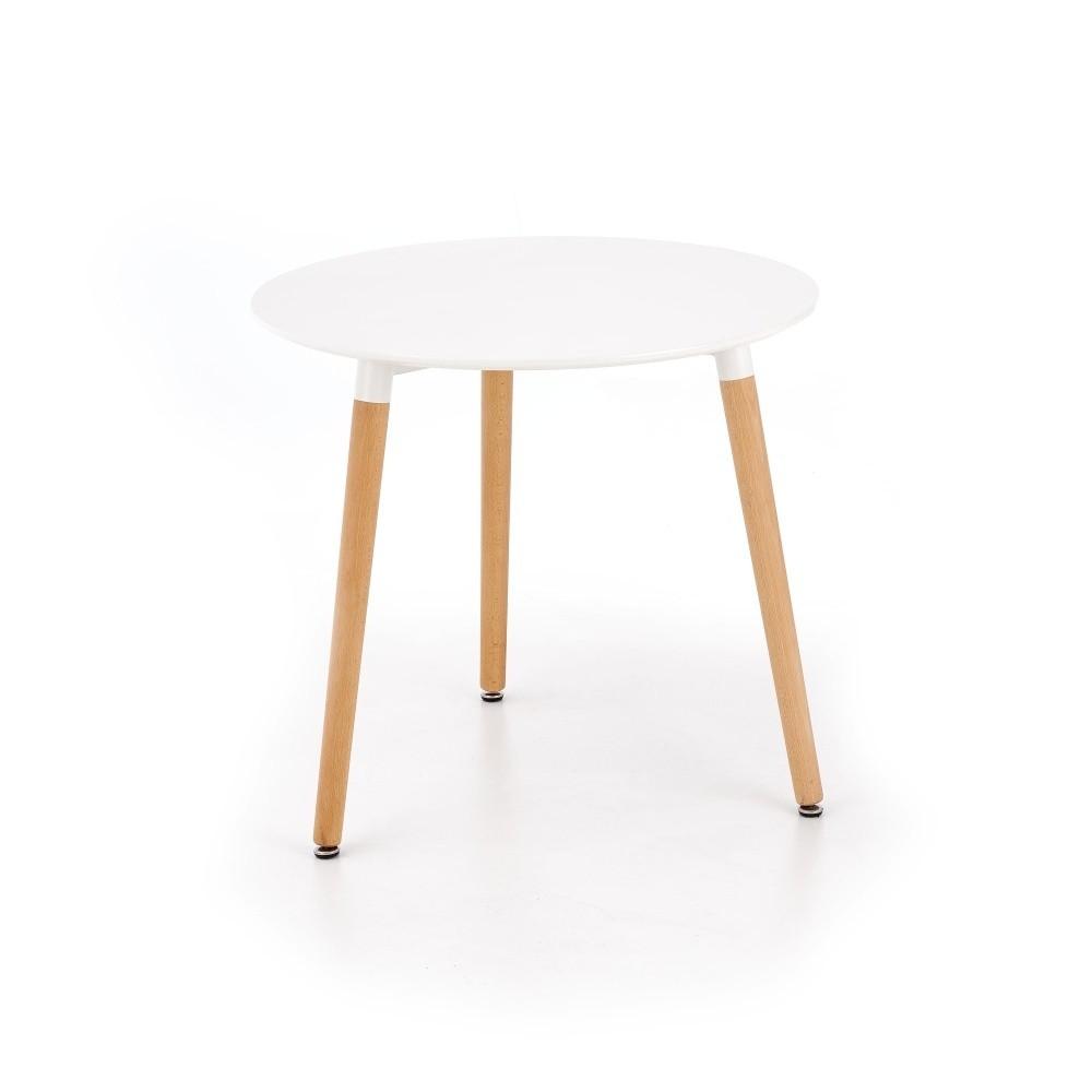Jedálenský stôl Halmar Socrates, ⌀ 80 cm