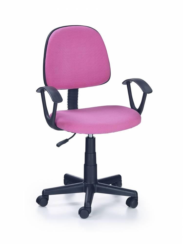 Detská stolička DARIAN BIS ružová