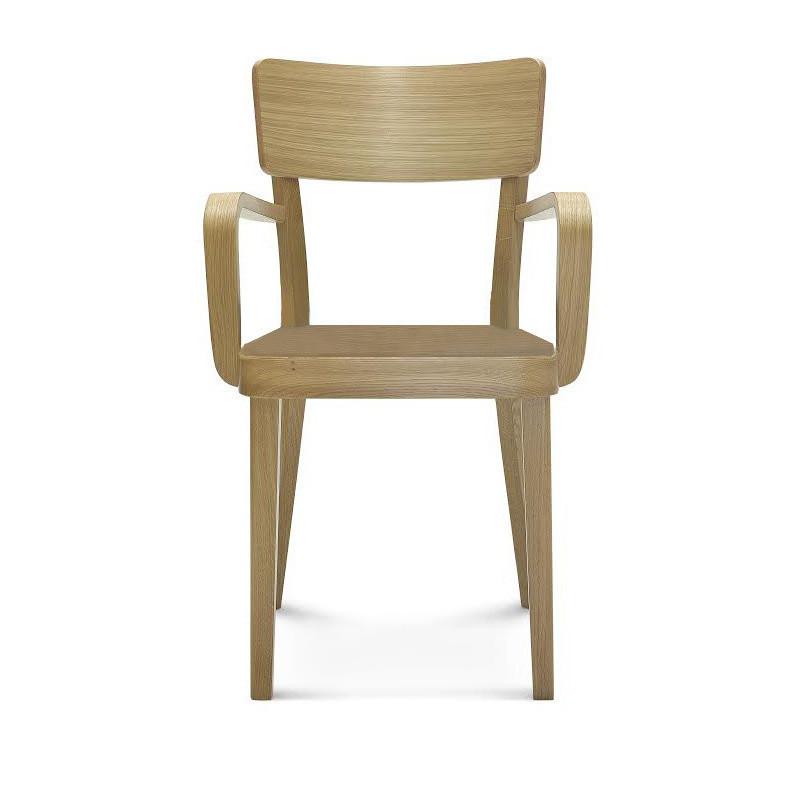 Drevená stolička Fameg Fotel
