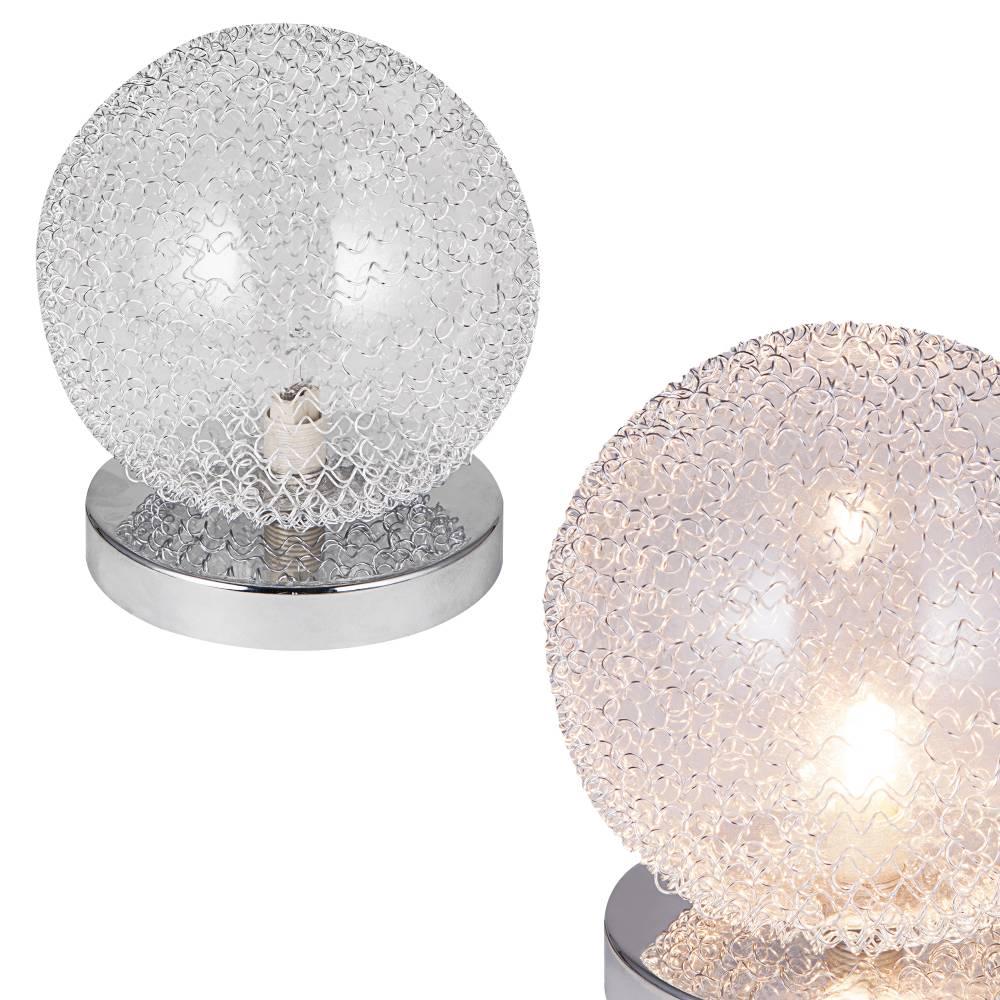 [lux.pro]® Elegantná stolová lampa – nočná lampa - Sphera / 1 x G9
