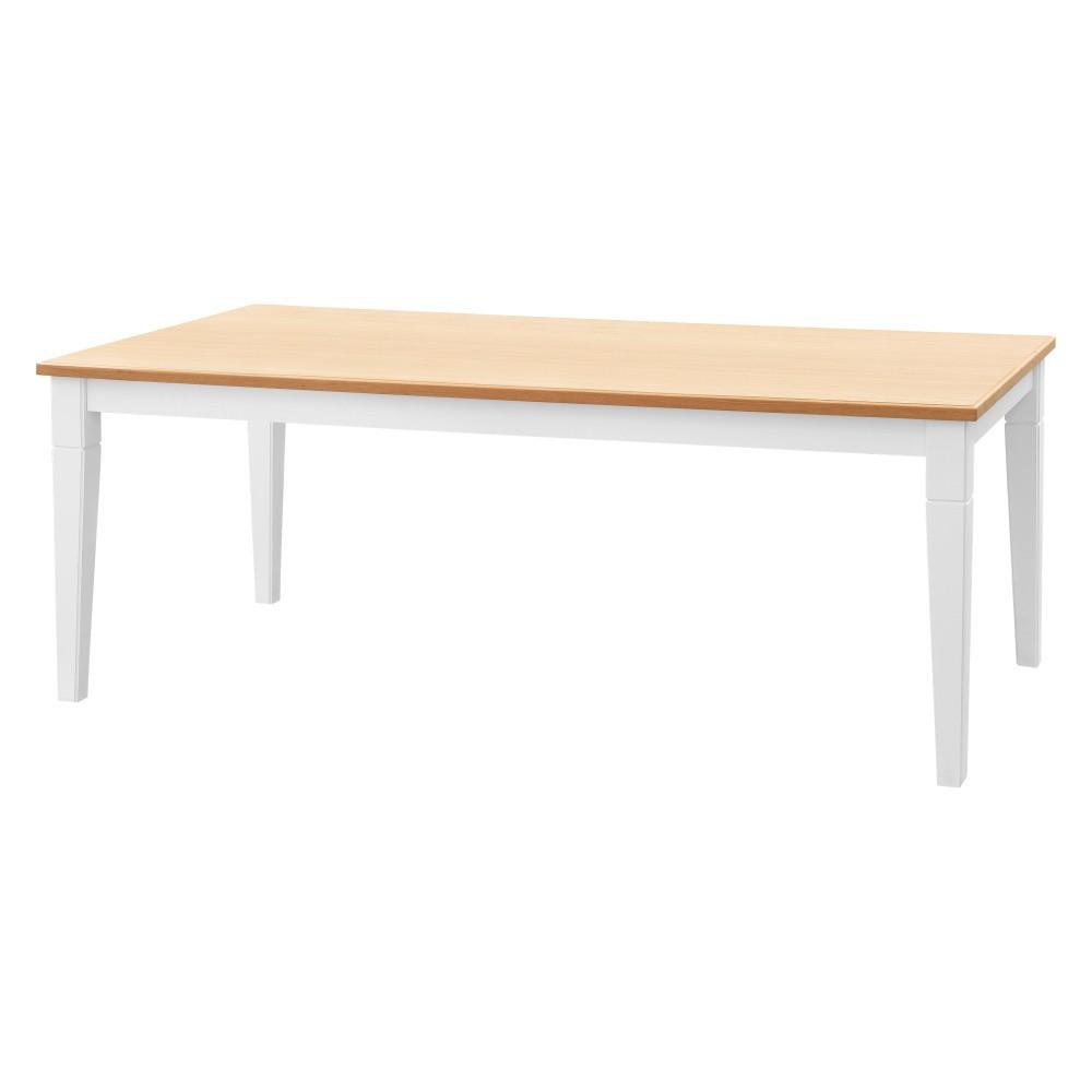 Drevený jedálenský stôl Artemob Cristian, dĺžka200 cm