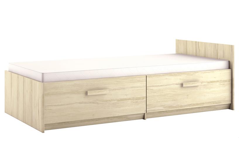 Detská posteľ BEST 17 / breza   Farba: breza / breza