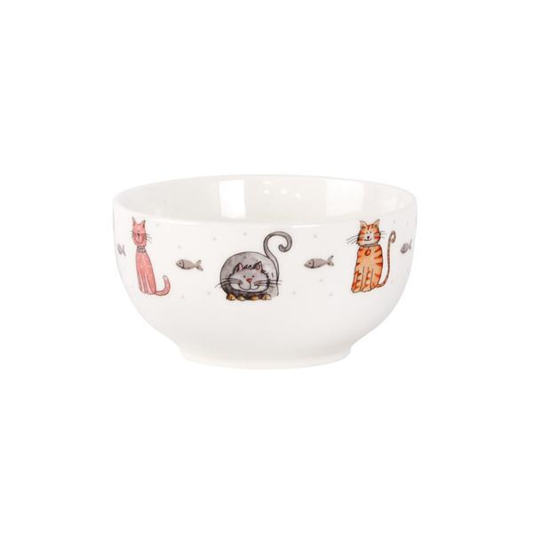 Toro Keramická miska Mačka, 500 ml
