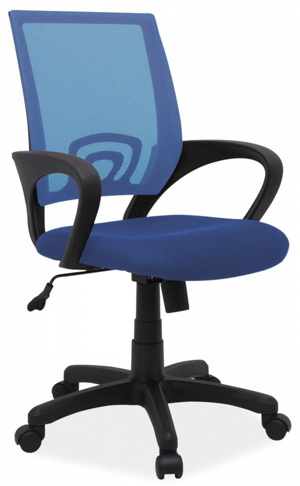 Kancelárske kreslo Q-148 modrá