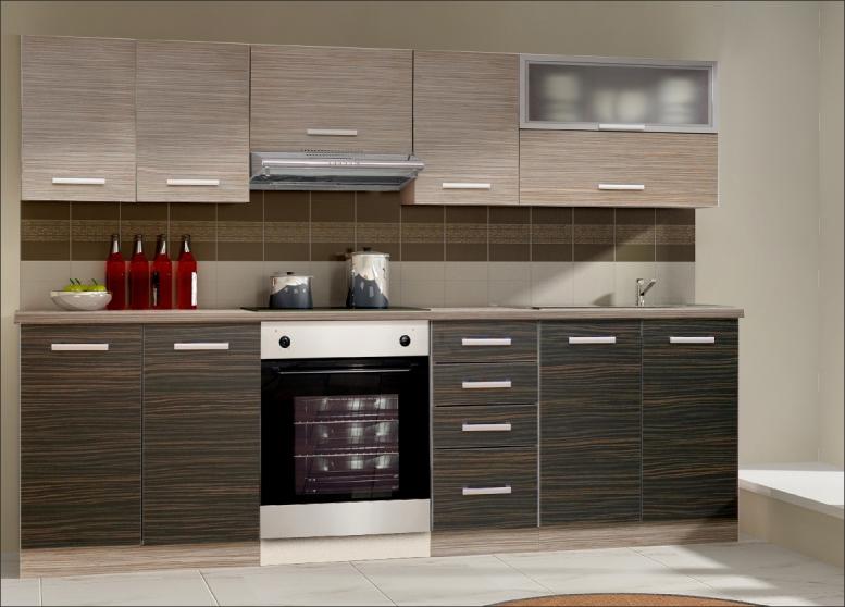 Kuchyňa Limed 240 cm