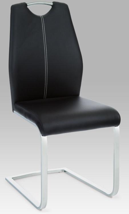 Jedálenská stolička HC-785 BK