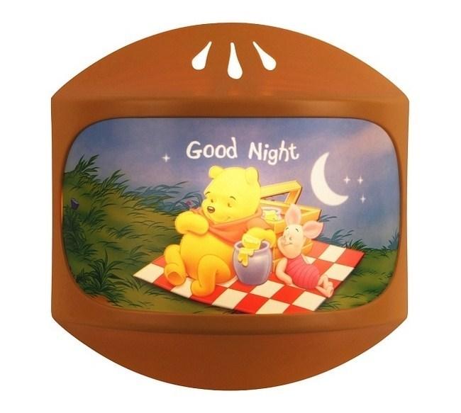 Detské nástenné svietidlo Rabalux Magic wall light 4835