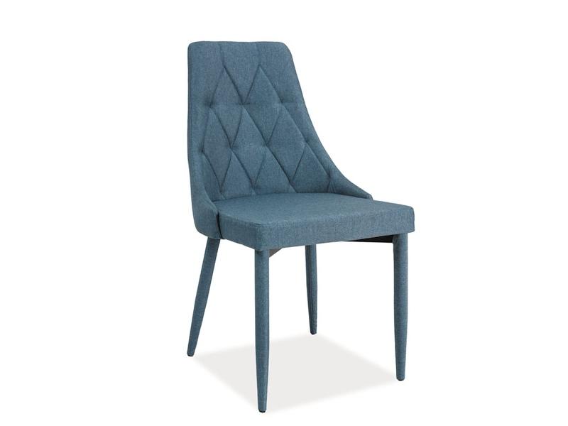 Jedálenská stolička Trix (modrá)