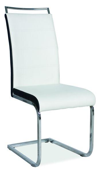 Jedálenská stolička H-441 biela