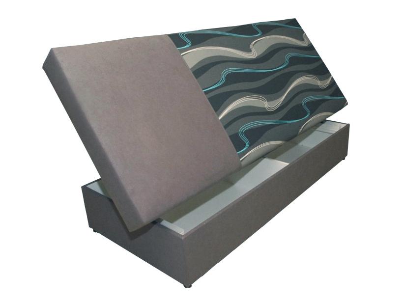 Jednolôžková posteľ (váľanda) 80 cm Iza (s matracom)