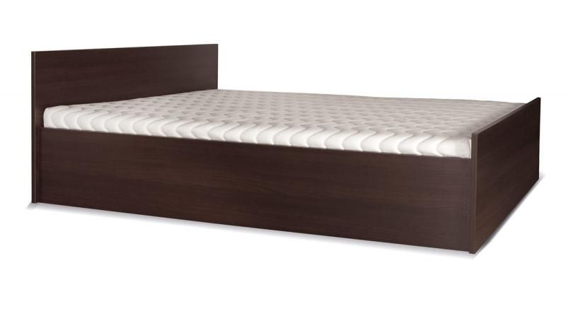Manželská posteľ Maximus M17   Maximus: Manželská posteľ Maximus M17 gaštan wenge