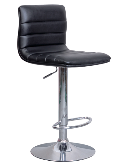 CB-331 barová stolička, čierna