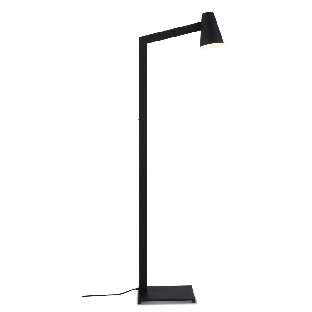Čierna stojacia lampa Citylights Biarritz