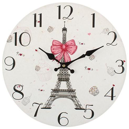 Dakls Nástenné hodiny Paris, pr. 34 cm