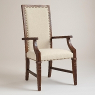 Masívna stolička / kreslo