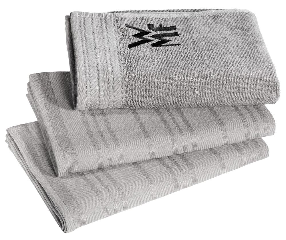 Kuchynská súprava uterák a utierky ProfiSelect, WMF