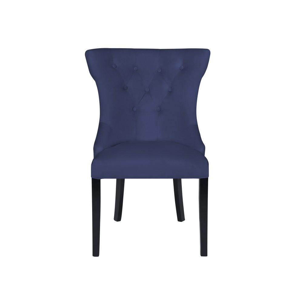 Modrá stolička Micadoni Home Mero