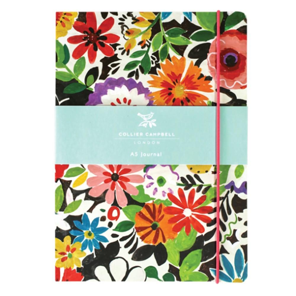Linajkový denník A5 Collier Campbell by Portico Designs