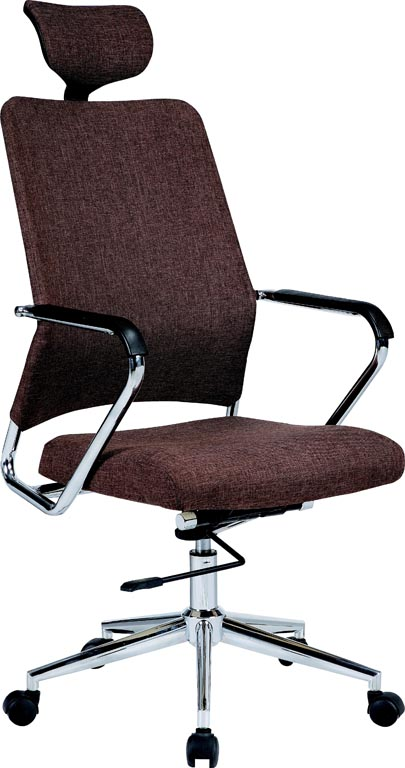 Kancelárska stolička Finos tmavohnedé