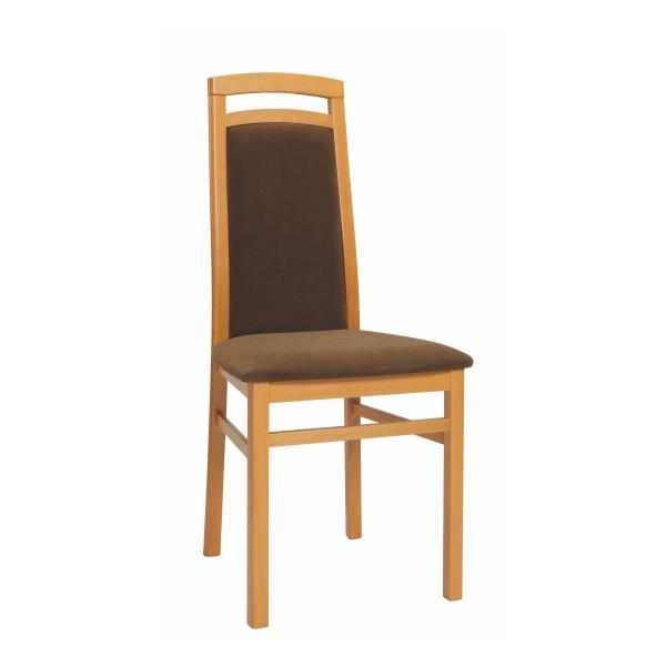 Jedálenská čalúnená stolička ALLURE