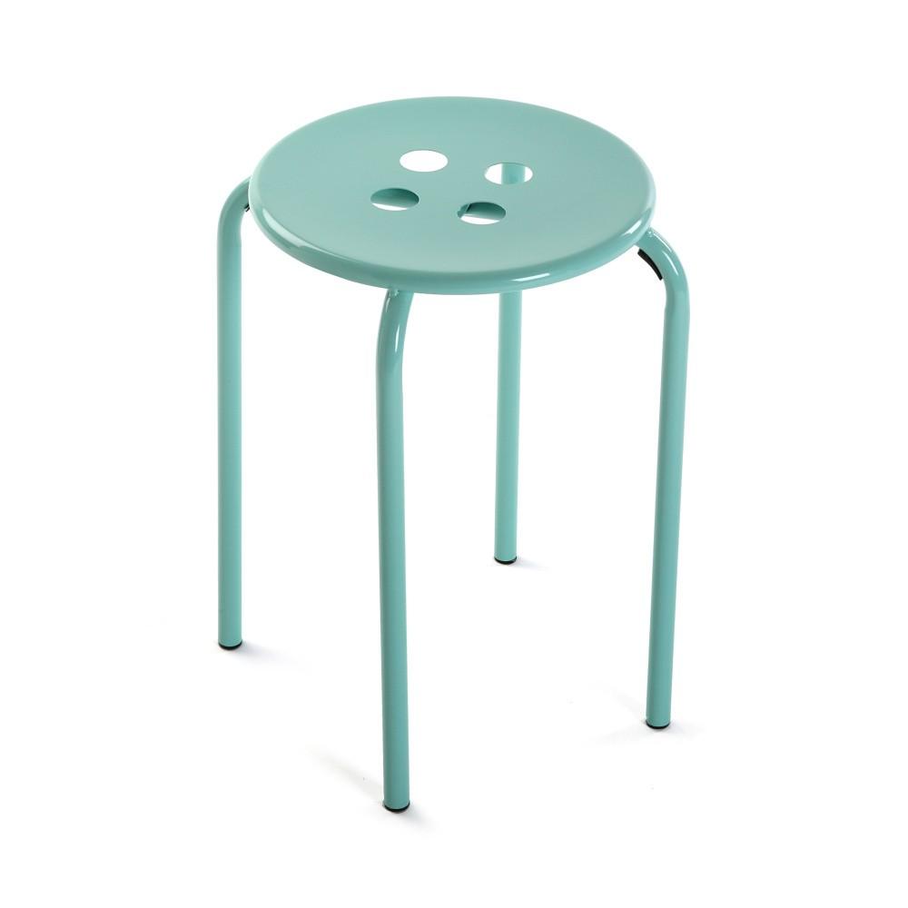 Zelená stolička Versa Omis