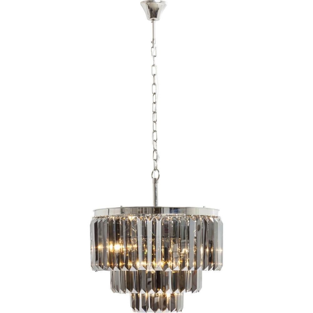 Závesné svietidlo Kare Design Smoky, Ø 54 cm