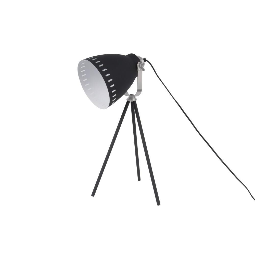 Čierna lampa Leitmotiv Tristar