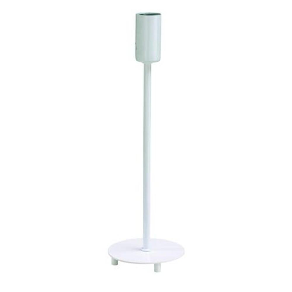Biela stolová lampa Markslöjd Maja