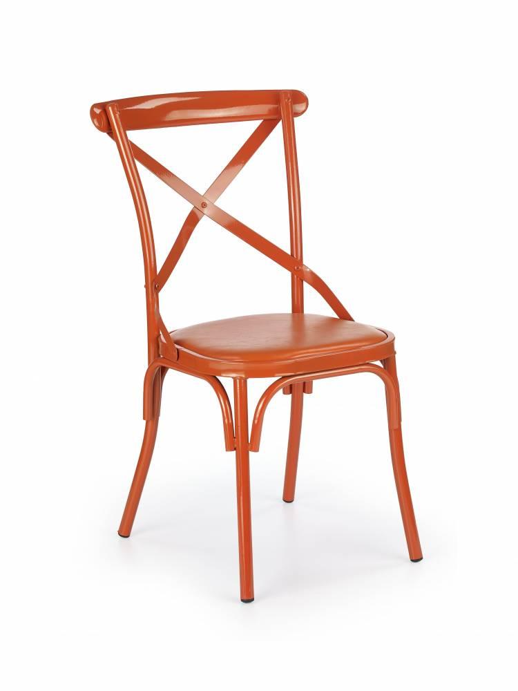 Jedálenská stolička K216 (oranžová)