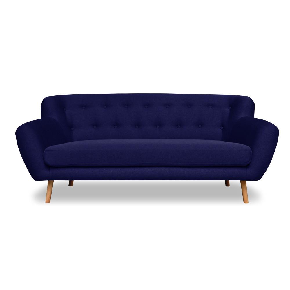 Modrá pohovka pre troch Cosmopolitan design London