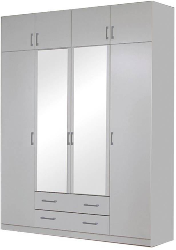 Skriňa ESO 4 dverová 21540 biela