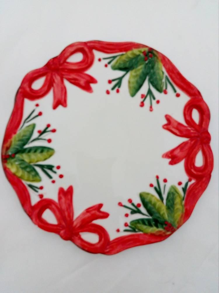 Dezertný vianočný tanierik BR FIOCCO