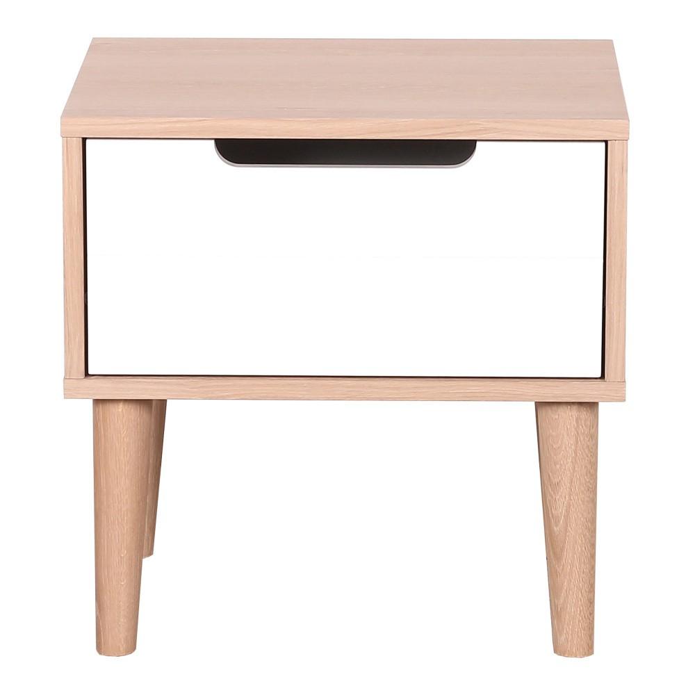Nočný stolík z dubového dreva Artemob Barry