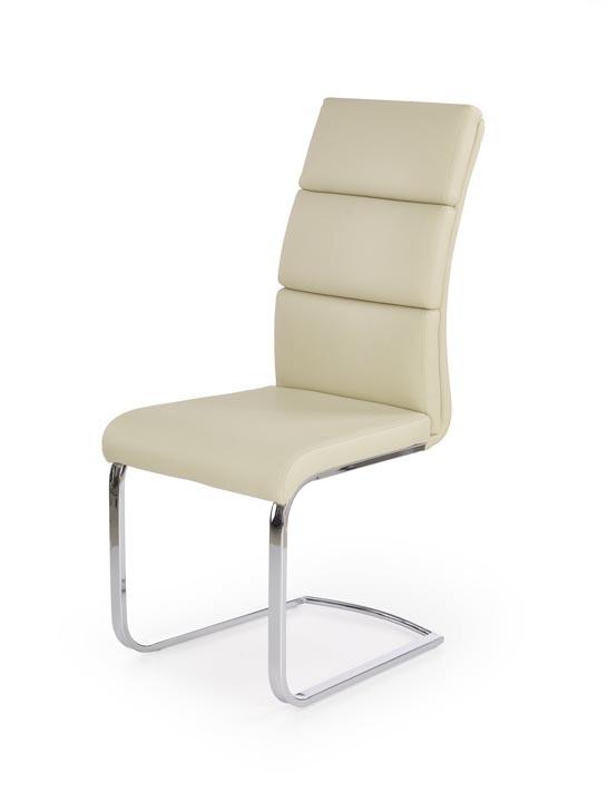 Jedálenská stolička K230 (krémová)