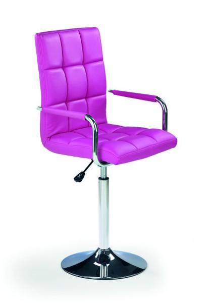 Kancelárska stolička GONZO ružová