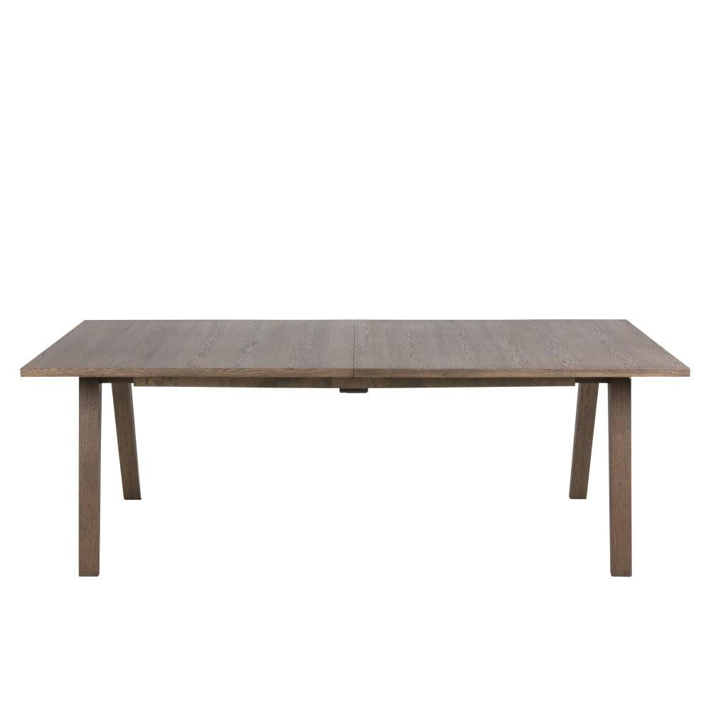 Drevený rozkladací jedálenský stôl Actona A-Line