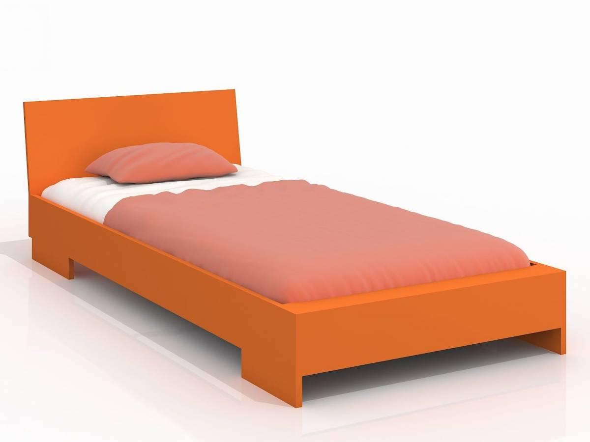 Jednolôžková posteľ 90 cm Naturlig Kids Lekanger (borovica) (s roštom)