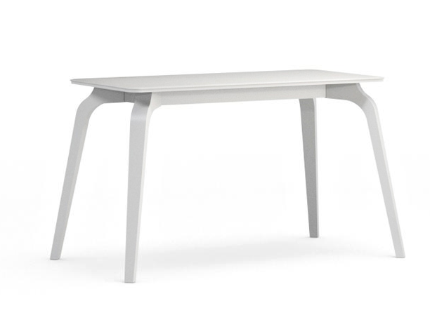Kancelárský stôl Possi BIU/120   Farba: Biela
