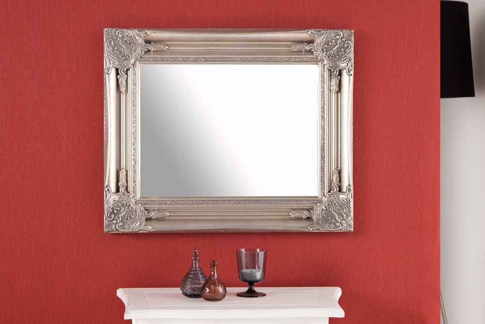 Zrkadlo RENESANCIA ANTIK SMALL - strieborná