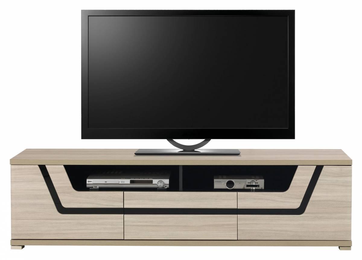 TV stolík/skrinka Tes TS 1 (brest matný)